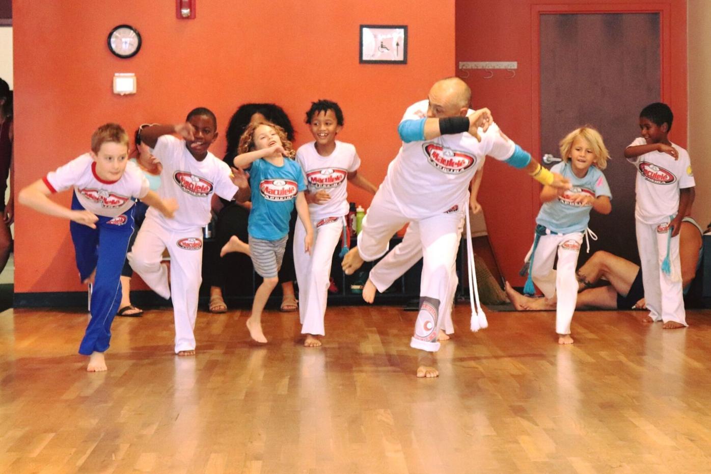 Capoeira Maculele 3