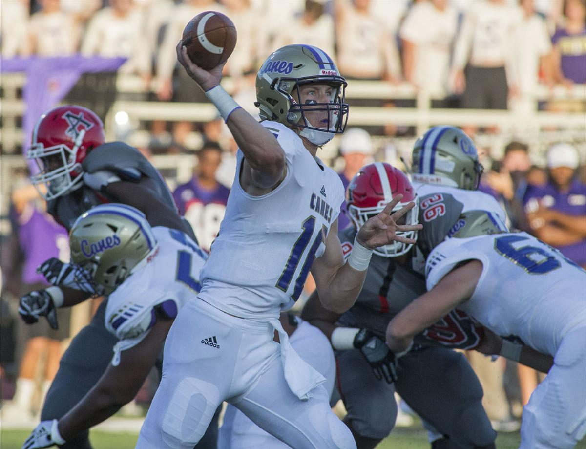stop Lawrence  Cartersville, QB Allatoona star can