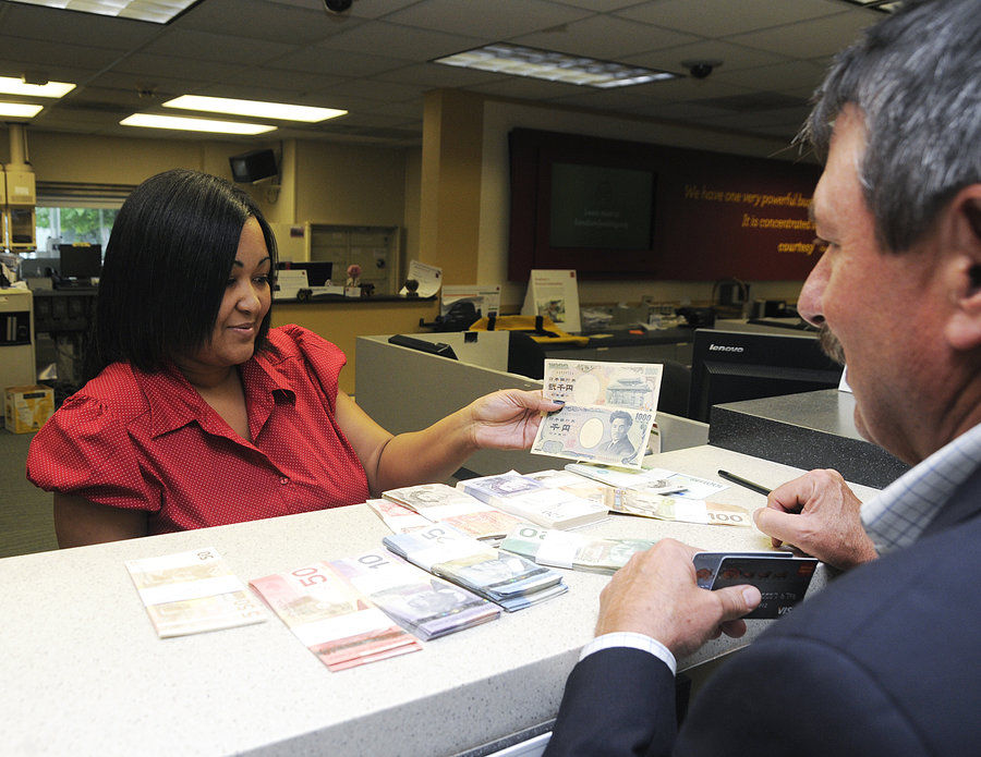 Easy Money Local Wells Fargo Banks Now Offer Foreign