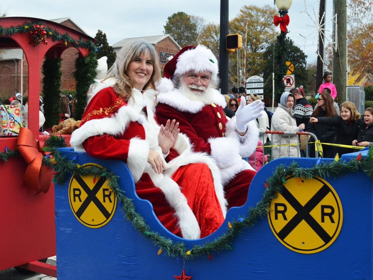 Kennesaw Christmas Parade 2019 Parade, Day with Santa usher in Kennesaw's holiday season | News