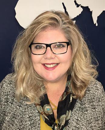 Jeanne Krueger, President/CEO of Rome Floyd Chamber