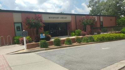 Rockmart Library