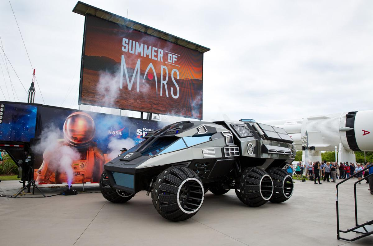 curiosity rover battery - photo #19