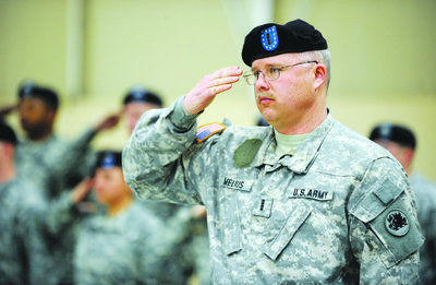 60 National Guard soldiers to deploy to Iraq for a year