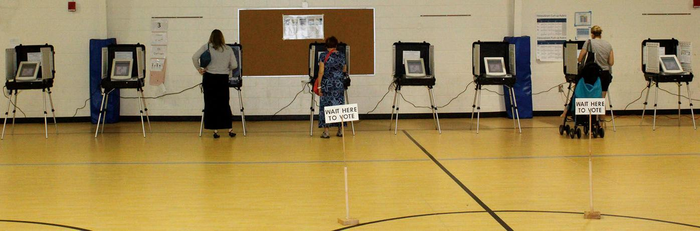 High Point voting 1 voters