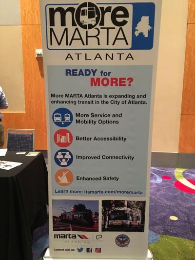 More MARTA banner