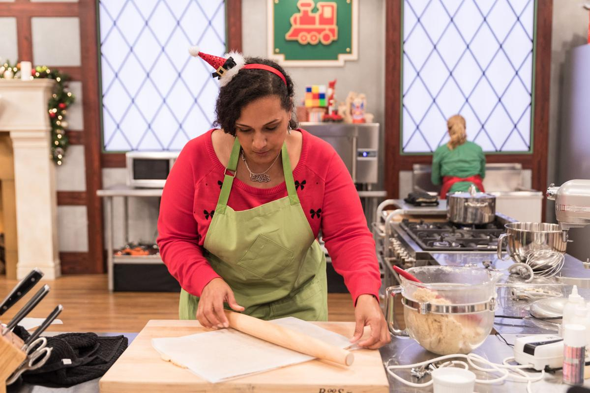 Food Network Christmas Cookie Challenge 2019 Winner Hampton baker wins $10K on Food Network show | Business