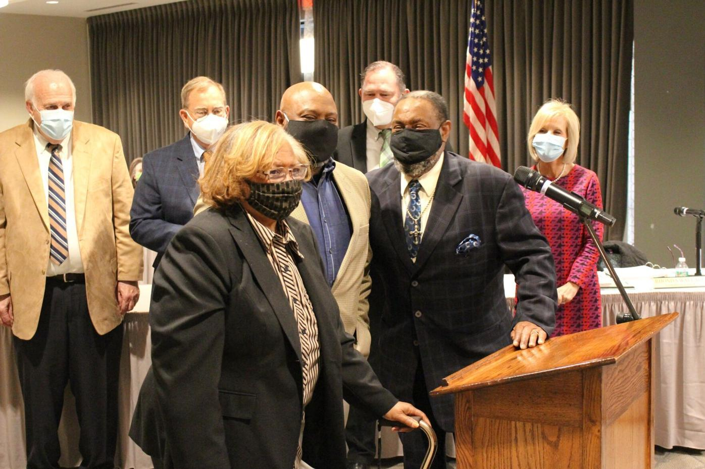 County Commission honors Black community leaders