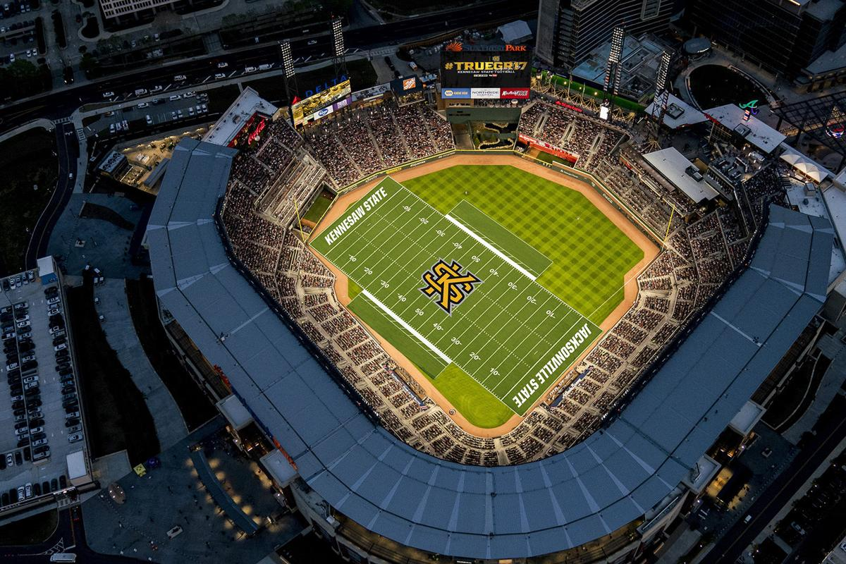 Kennesaw State To Play 2018 Football Game At Suntrust Park
