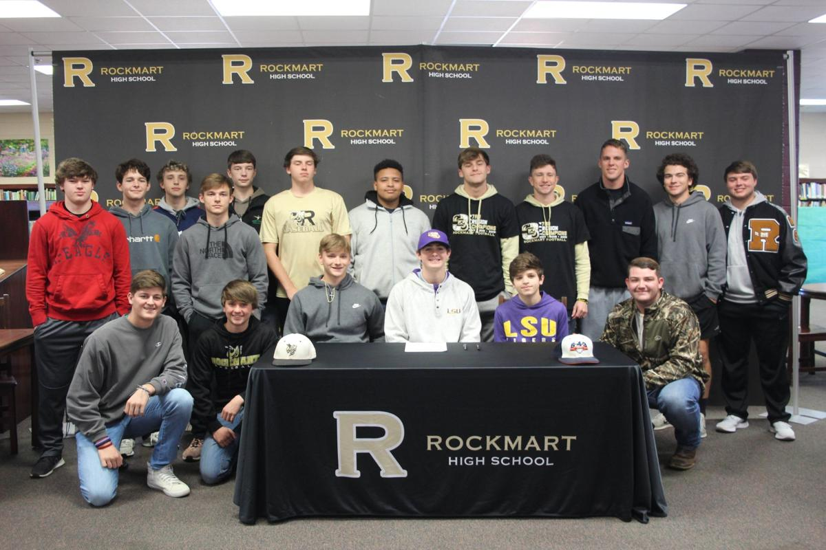 Ty Floyd signs with LSU