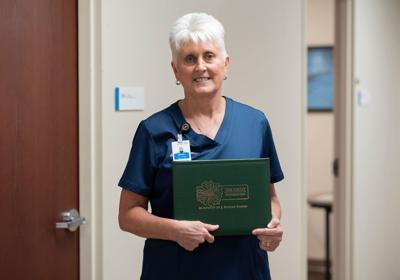 Sharon Bass DAISY Award