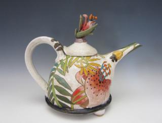 Craft Show 1 tea kettle