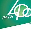 Path400 Greenway Trail logo