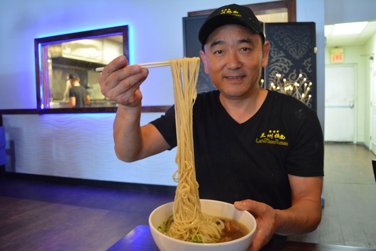 Lanzhou Ramen Gives Hand Pulled Chinese Noodles A New Buford