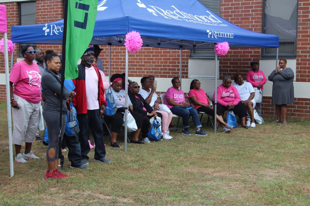 Breast and Prostate Cancer Walk 2019