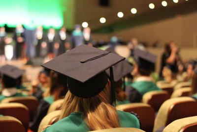 Creekview graduation caps