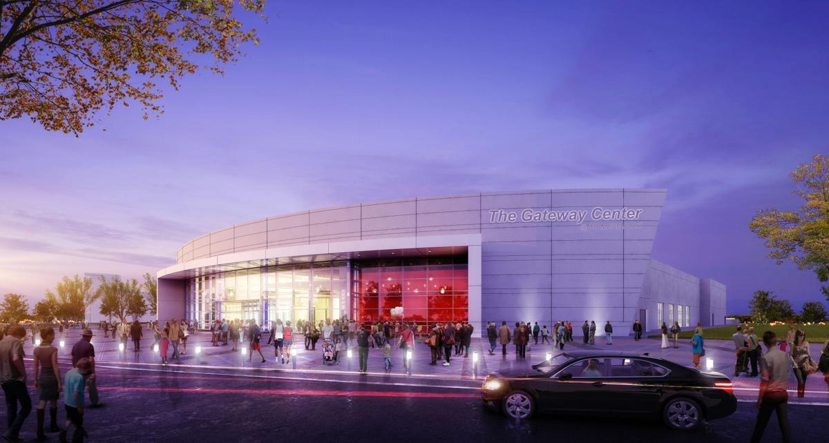 Gateway Center @ College Park rendering 04