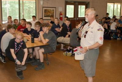 British Scouts descend on the Dew