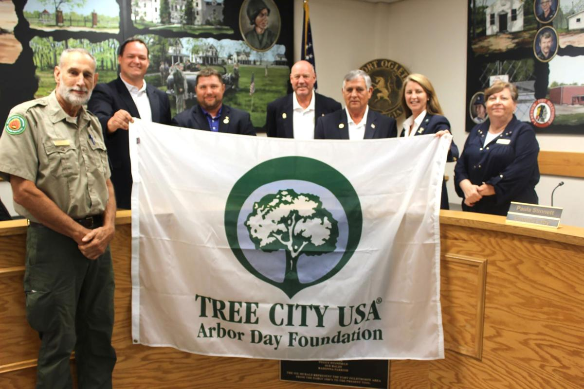 Tree City USA recognition