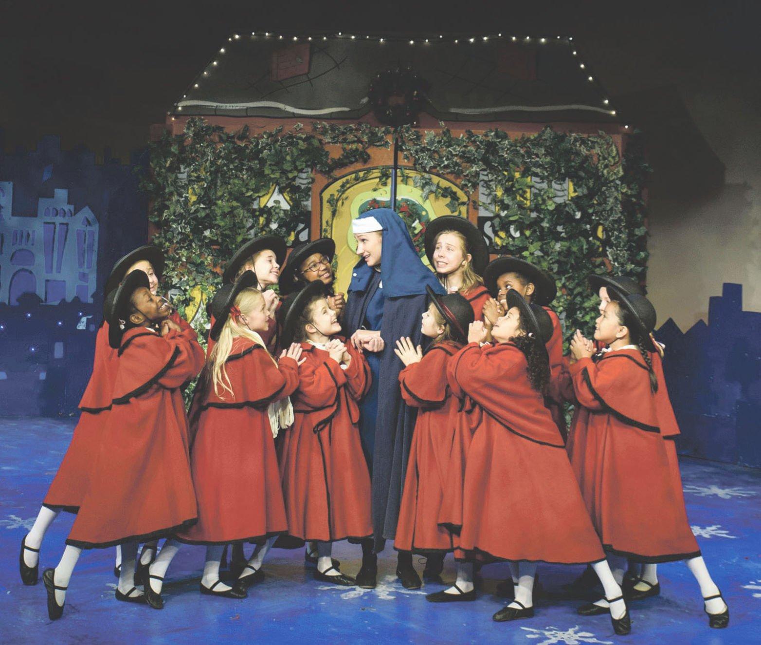 Madeline's Christmas' returns to Horizon Theatre | Northside ...