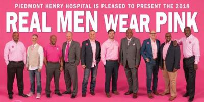 Real Men Wear Pink graphic
