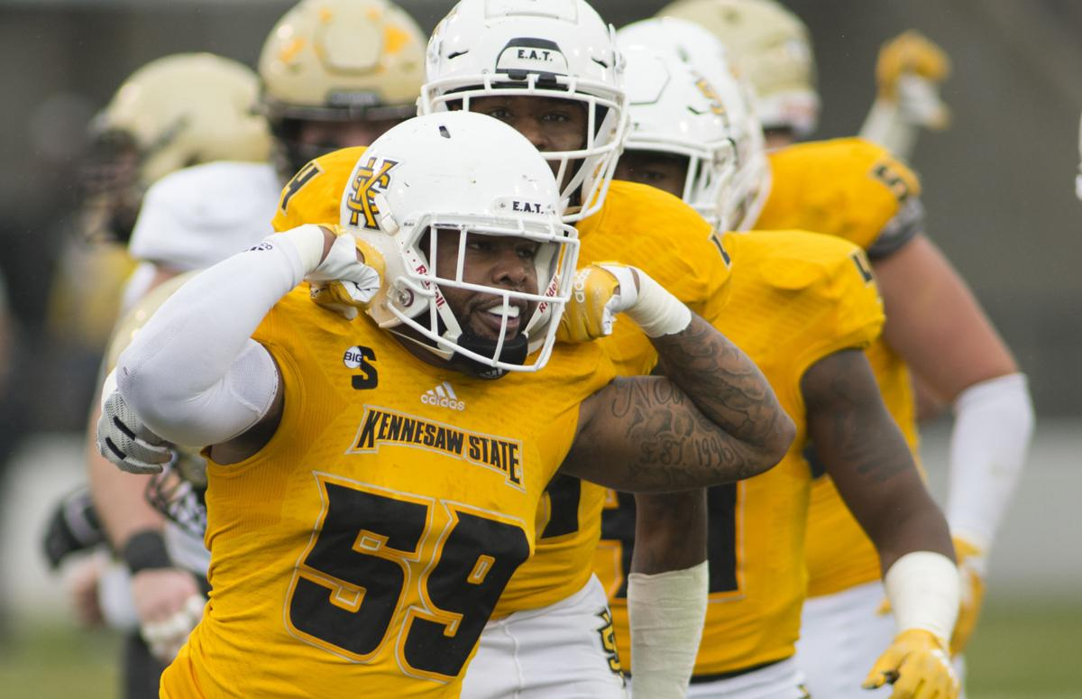 kennesaw state outlasts wofford, moves on to fcs quarterfinals