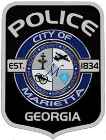 Marietta Police Department LOGO (NEW)