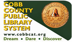 Cobb County Public Library System LOGO