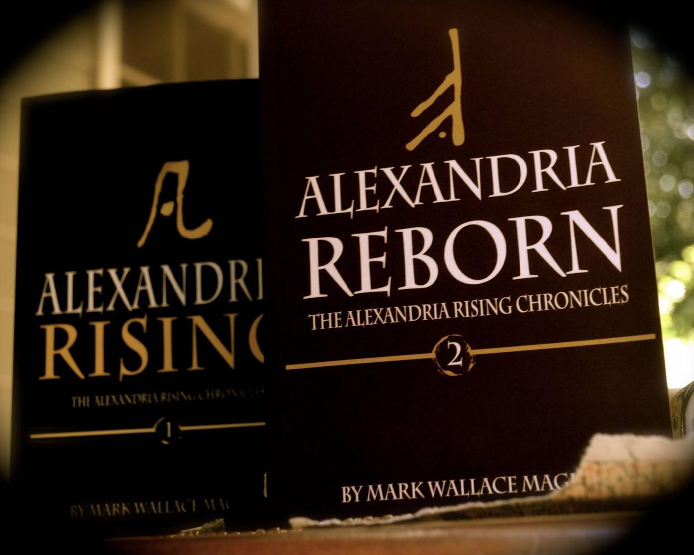Alexandria Rising Chronicles series - 2
