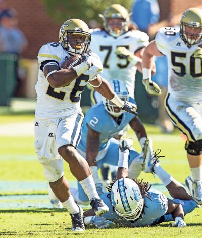 Georgia Tech North Carolina Football