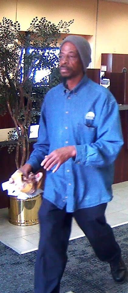 Villa Rica bank robbery suspect