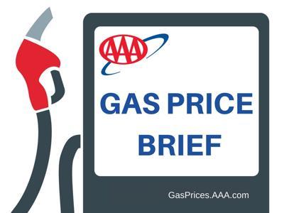 AAA gas price logo