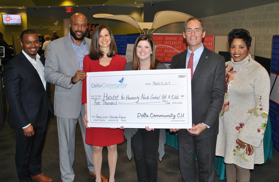 Bethel University Online >> Delta Community Credit Union awards grants | Cobb Business | mdjonline.com