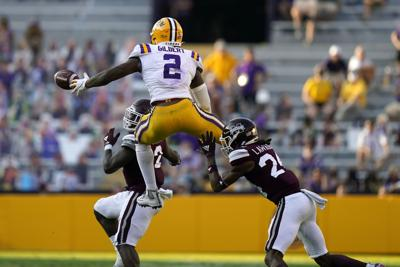 Mississippi St LSU Football