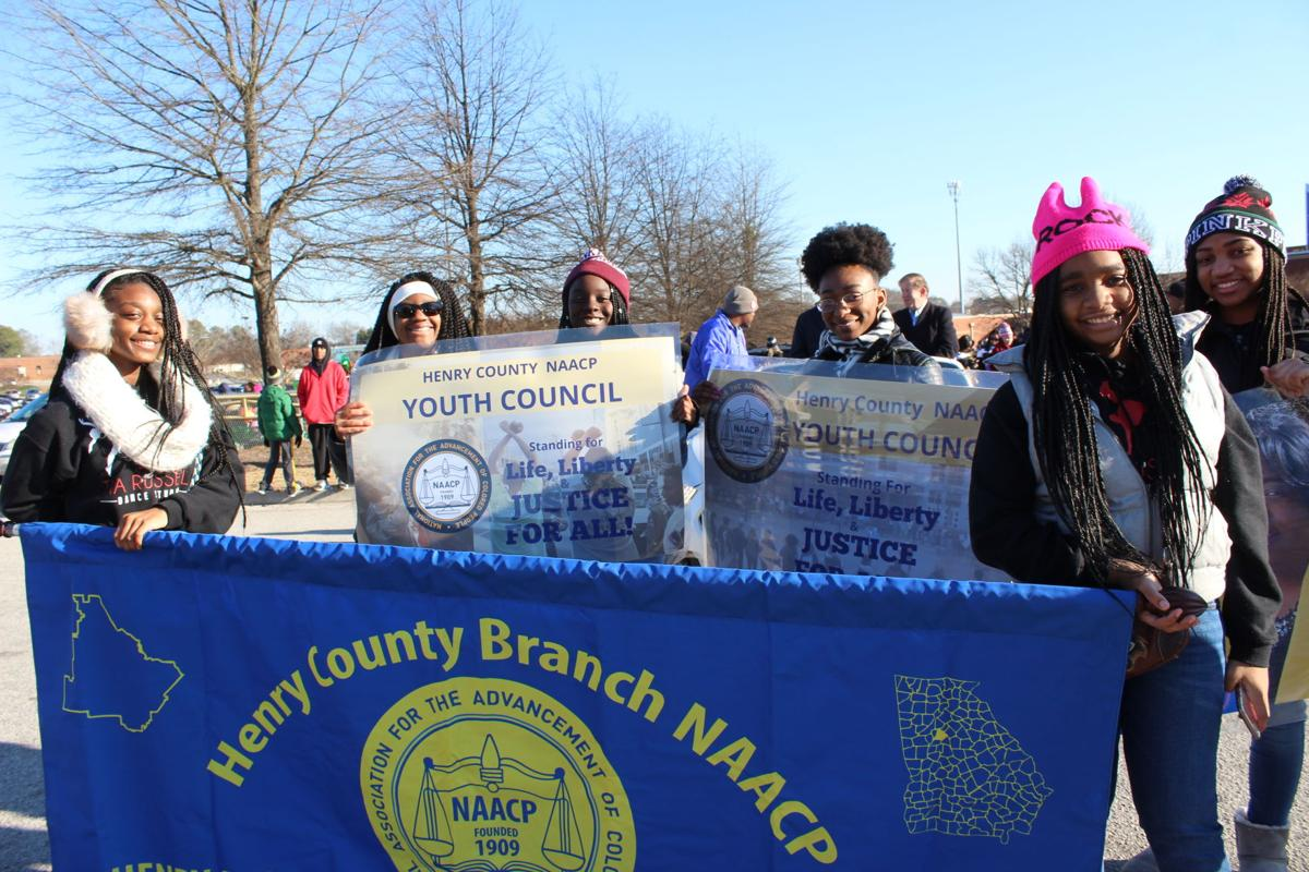 Henry County NAACP youth council