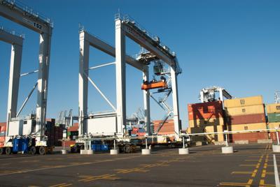 Appalachian Regional Port