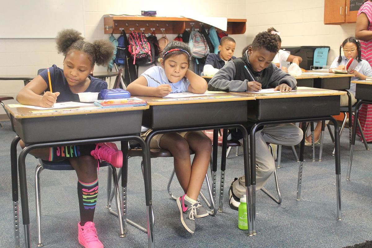 Cobb school enrollment down a tick marietta holding steady
