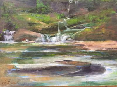 082119_MNS_Lila_McAlpin_art Lila McAlpin painting