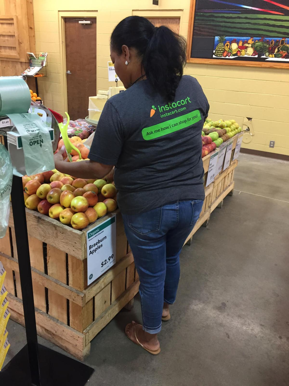 Online grocery shopper service expands in Cobb County | News