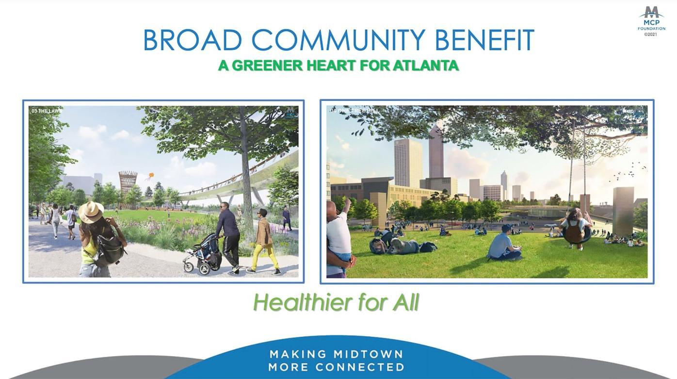 040721_MNS_Midtown_park_002 Midtown Connector Transportation Improvement Project renderings