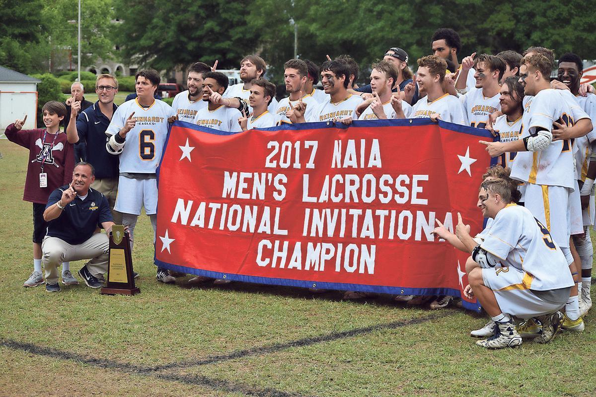 Cobb-laden Reinhardt lacrosse team wins national ...