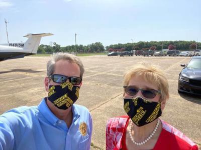 Kemp, health experts urge mask wearing in Georgia