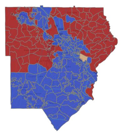 cobb turns blue again elections