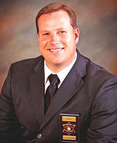 Gordon County Sheriff Mitch Ralston