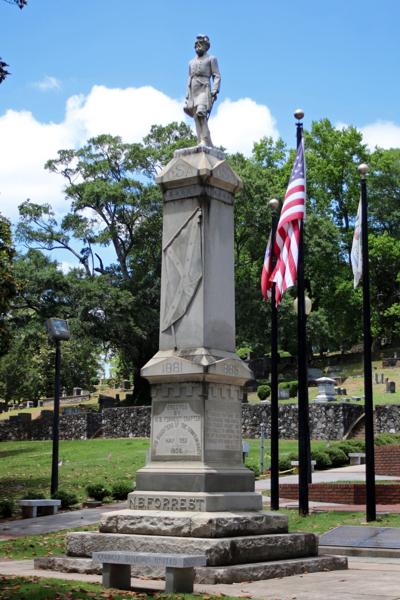 Meeting to discuss statue of Confederate general