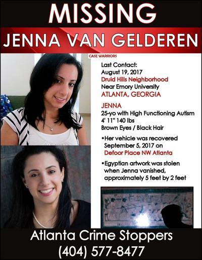Jenna VG Missing Info