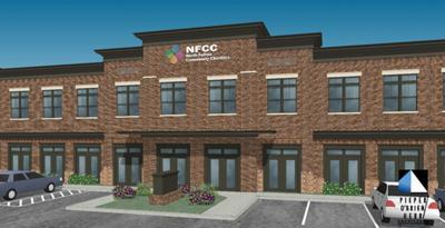 NFCC Building Rendering