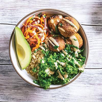 Simple, Plant-Powered Summer Meals