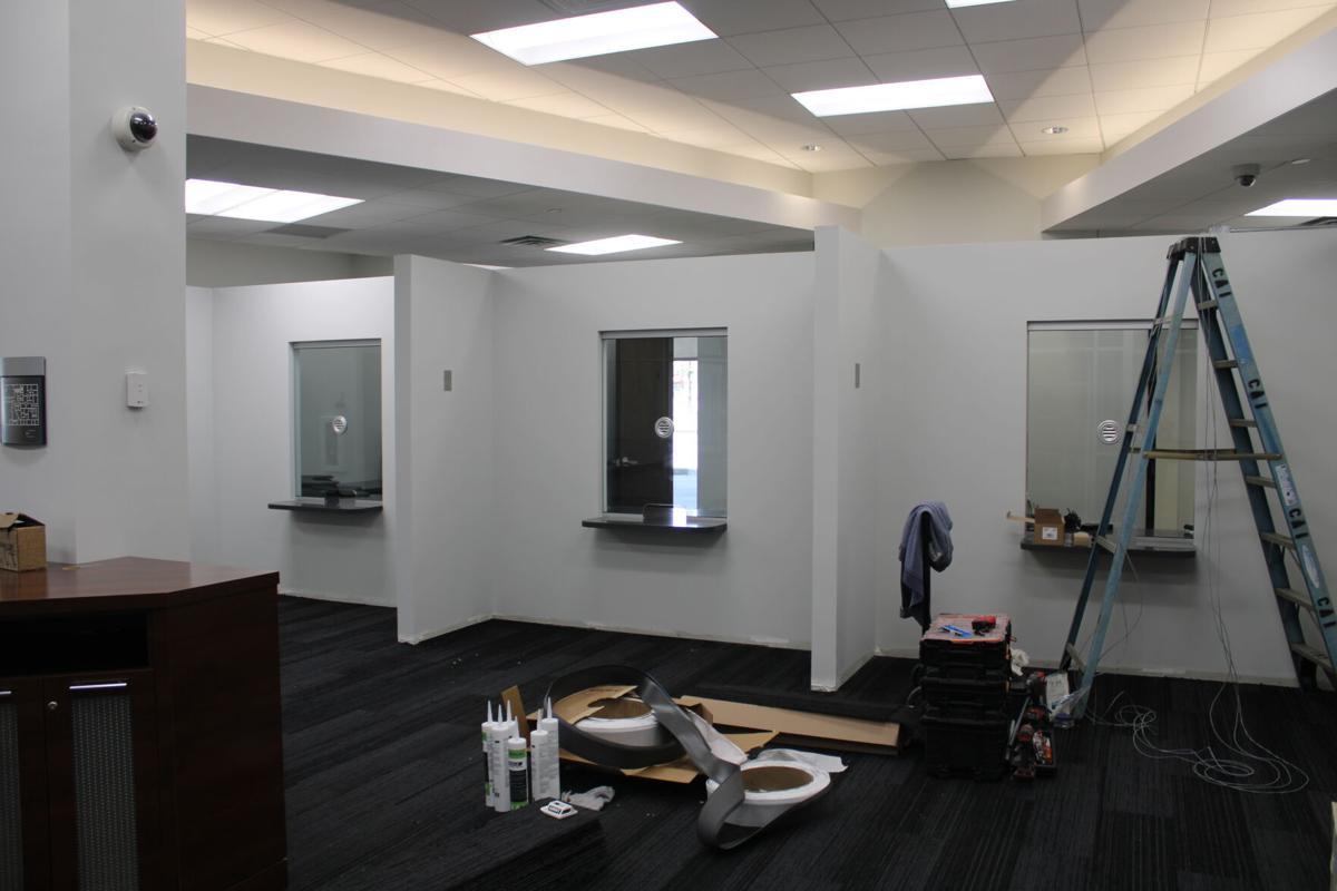 Cobb PD's new HQ