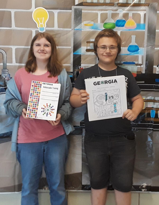 Polk County 4-H STEM Ambassadors